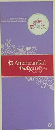 American Girl - Fun and Games Sleepover Set - Truly Me 2017