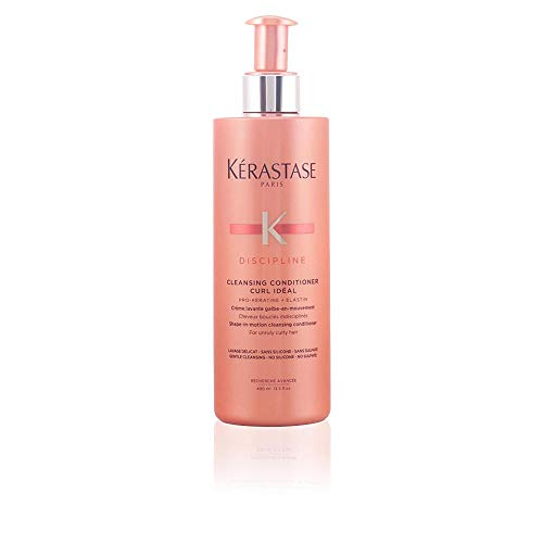Kerastase Discipline Curl Ideal Cleansing Conditioner, 13.5 Ounce
