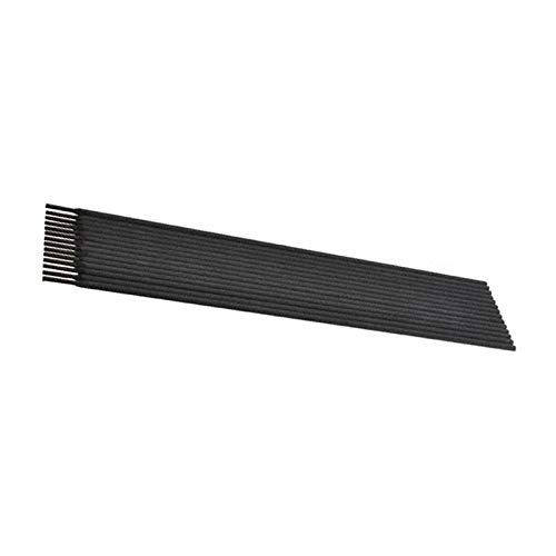 Electrodos de hierro fundido de 3,2 x 350 mm para soldadura por arco, envase de 9 varillas revestidas de calidad Fe-Ni: Amazon.es: Iluminación