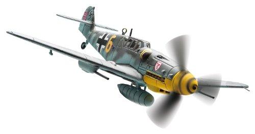 1/72 メッサーシュミット Bf109G-6 ドイツ空軍 JG3/9 1943年 「アヴィエーション・アーカイブスシリーズ」 AA27103