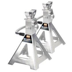 NOS (NOSNAJS3T) 3 Ton Aluminum Ratcheting Jack Stands (Pair)