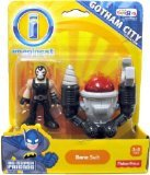 Fisher-Price Imaginext DC Super Friends Gotham City Collection Bane Suit Action Figure Set]()