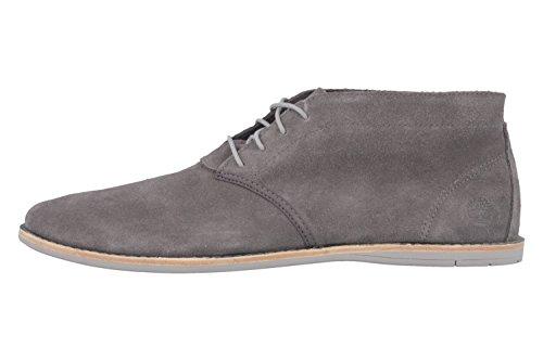 TIMBERLAND - Revenia Chukka - Herren Halbschuhe - Grau Schuhe in Übergrößen