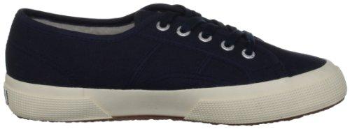 Superga Cobinvj, Unisex - Kinder Sneaker Blau (Blue 944)