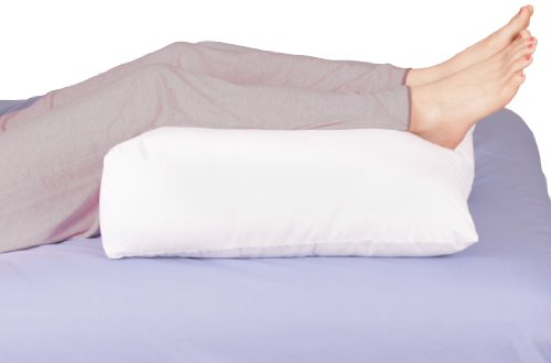 Leachco Swankle Elevated Wedge Pillow White New Ebay