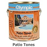 Olympic Patio Tones Deck Coating - Champagne (1 Gallon)