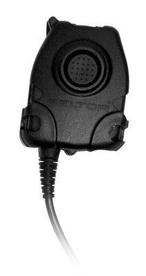 3M(TM) Peltor(TM) PTT Adaptor FL5063, Motorola Turbo, 1 ea/cs