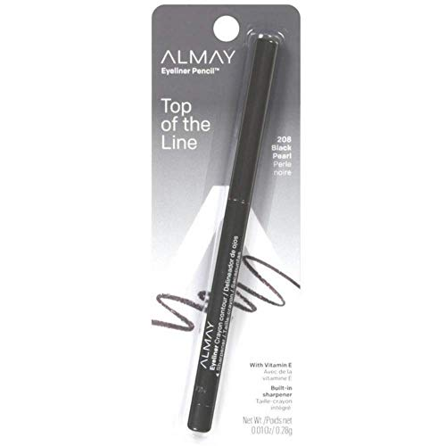 Almay Intense i-Color Liner, Black Pearl [003], 0.009 (Pack of 3)