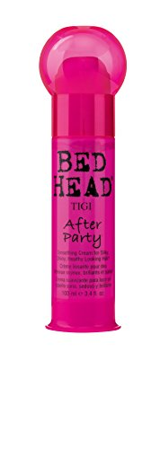 Fashion Styling Mousse - TIGI Bed Head After the Party Smoothing Cream, 3.4 Ounce