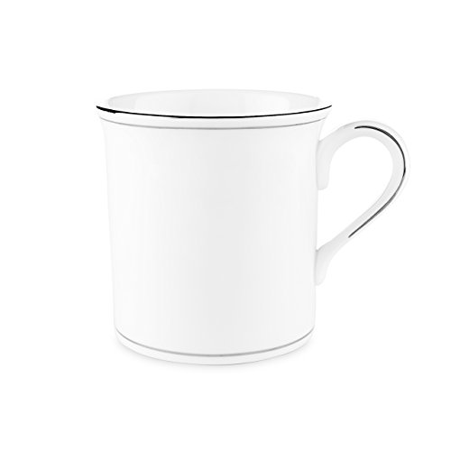 Lenox Federal Platinum Bone China Mug