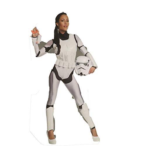 Star Wars Stormtrooper Ladies Costume Small 4-6]()