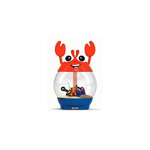 Ciano My Acquario con filtro Crab Arancione CIANO Aquarium CIA053002