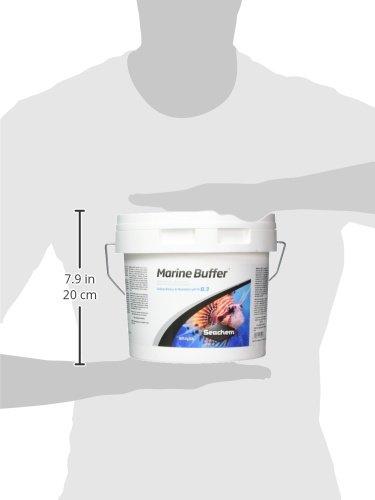 Marine Buffer, 4 kg / 8.8 lbs by Seachem (Image #1)