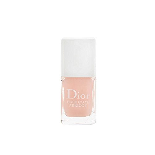Christian Dior Lisse Abricot Smoothing Perfecting Nail Care, Snow Pink, 0.3 - Dior Christian Pink