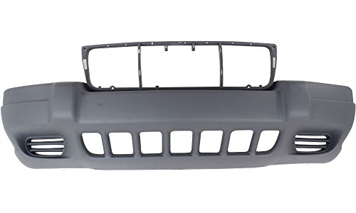 jeep cherokee 2002 bumpers - 3
