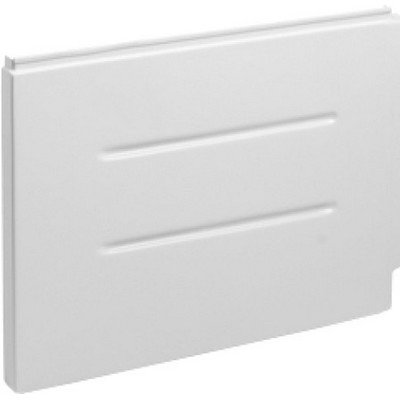 D-Code Right Side Panel by Duravit