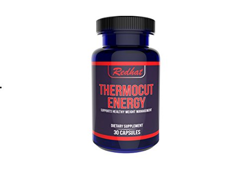 Thermocut Energy and Natural Fat Burner Weight Reduction Supplement