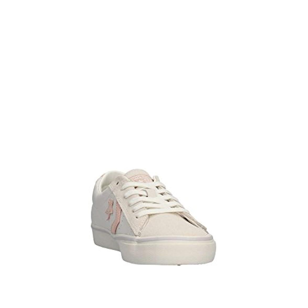 Converse Vulc Ox - Sneakers Basse Bianco rosa