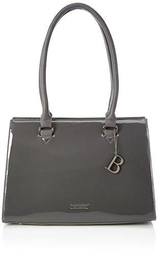 Bulaggi Tivoli Shoulderbag - Shoppers y bolsos de hombro Mujer Gris (Grau)