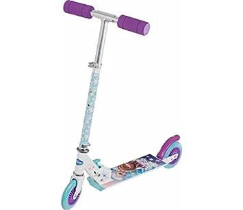 Patinete en línea plegable con 2 ruedas de Disney Frozen ...