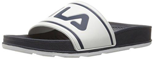 fila-mens-sleek-slide-athletic-sandal-white-navy-5-m-us