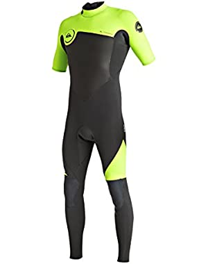 Mens Syncro 2/2Mm - Short Sleeve Fullsuit Short Sleeve Fullsuit