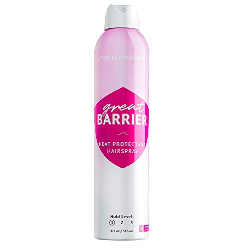 The Beachwaver Co. Great Barrier Heat Protectant Hairspray, 8.3 fl. oz.