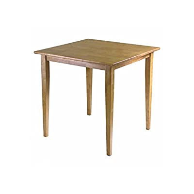 Winsome Groveland Square Shaker Leg Dining Table