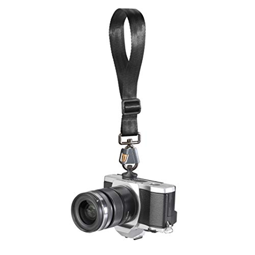 BlackRapid Breathe Wrist Camera Strap with FR-5 FastenR, 1pc of Safety Tether Included