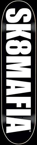2019年新作入荷 SK8MAFIA(スケートマフィア) スケボーコンプリート 7.6 OG LOGO 7.6 B00MA4RYJO x31.5インチ x31.5インチ 選べるトラック&ウィール (スケボーケースとT型レンチ付) スケートボード B00MA4RYJO ブラックウィール|ブラックトラック ブラックトラック ブラックウィール, オオオカムラ:76619f48 --- a0267596.xsph.ru