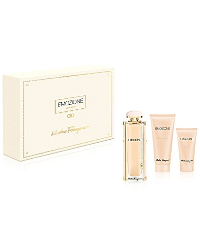 (Salvatore Ferragamo Emozione Fragrance Set, 3 Count)