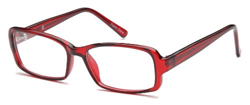 Womens Square Prescription Eyeglasses Rxable Size 52-16-133-35 in - Ladies Glasses 2014 Frames