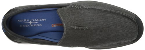 Nason on Mark Skechers Canvas Loafer Black Con Slip Ryde CAw4q