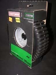 "Craftsman Lawn Mower Wheel 7""x2"""