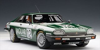 Jaguar XJ-S TWR Racing ETCC SPA-Francochamps 1984 Winner Heyer/Percy #12 1/18 by AUTOart