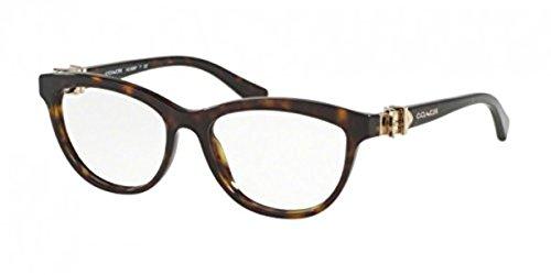 Coach Womens HC6087 Eyeglasses