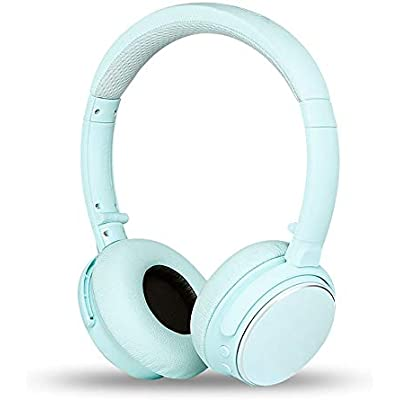 FCHDZ Bluetooth headphones over ear wireless bluetooth headphones over ear with mic passive noise reduction hifi lossless sound quality suitable for most bluetooth-enabled devices