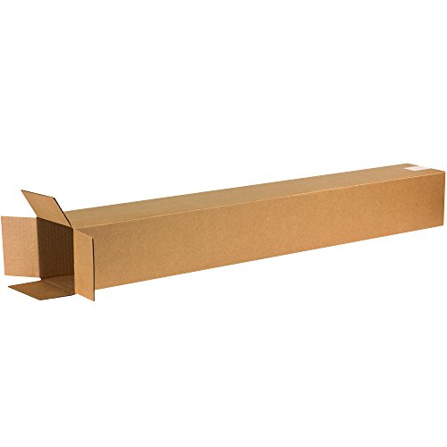 BOX USA B664850PK Tall Corrugated Boxes, 6