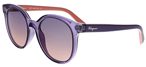Ferragamo Purple Sunglasses
