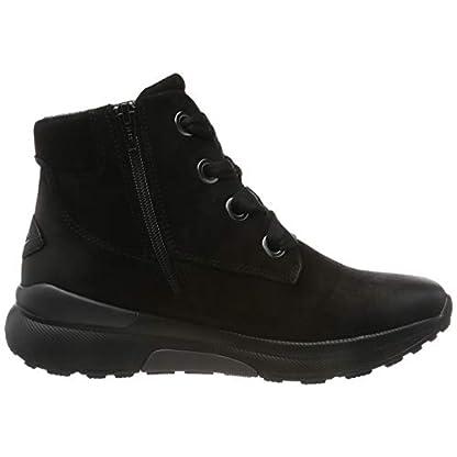 Gabor Shoes Women's Rollingsoft Ankle Boots, Black (Schwarz (Mel.) 47), 7 UK 6