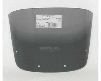 Scheibe MRA-Verkleidungsscheibe Kawasaki ZRX 1100 97- schwarz Originalform