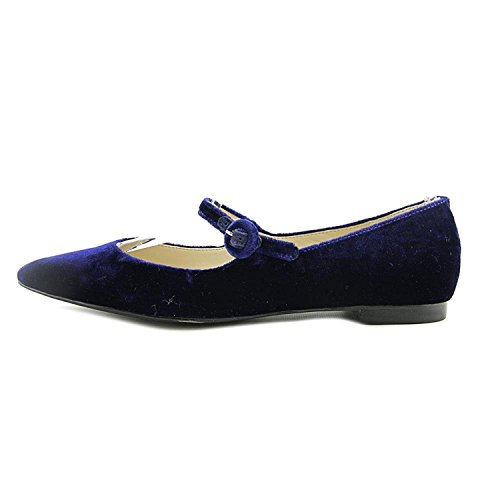 Mujeres Talla Piso Meduim Blue Janes Punta Stormy2 Fisher Picuda Mary Marc Fabric De 58AzRwAq
