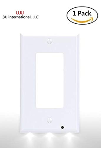 Top 10 Best Electrical Outlets White Square Asnov Reviews