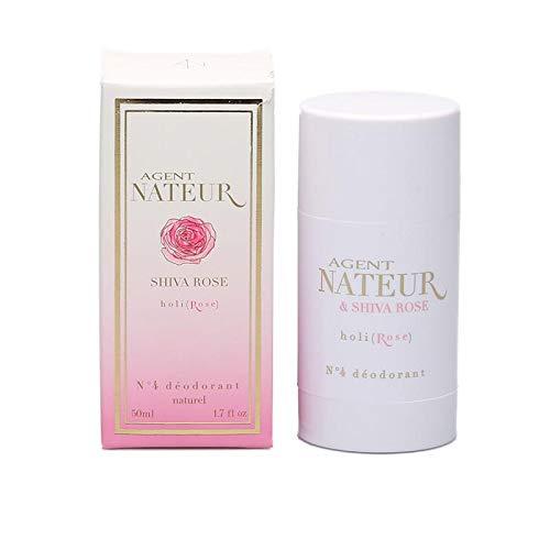 Agent Nateur Holi (R o s e) N4 Deodorant 1.7 oz Large