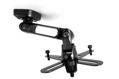 Vantage Point CGUPM12-B Universal Front Projector Mount - Black by Vantage Point