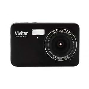 Vivitar VF131-BLK 14MP Digital Camera - Body Only (Black)