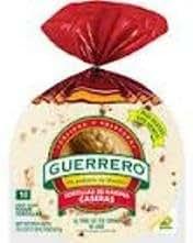 "Guerrero Flour Tortillas's Casera's 8"" 10ct (Pack of 5"