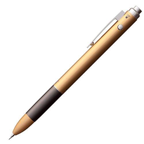 Dragonfly pencil multi-function pen 2 color L102 + sharp zoom L102 color champagne Oro CLA-121E Japan f45fb3