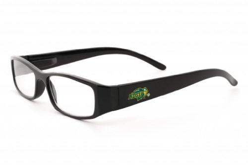 NCAA North Dakota State Bison Frame Readers +1.50 Sunglasses, One Size, - Sunglasses Dakota