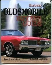 Book Illustrated Oldsmobile Buyers Guide